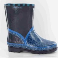 Botte caoutchouc jeans junior
